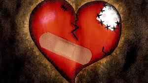 battered heart